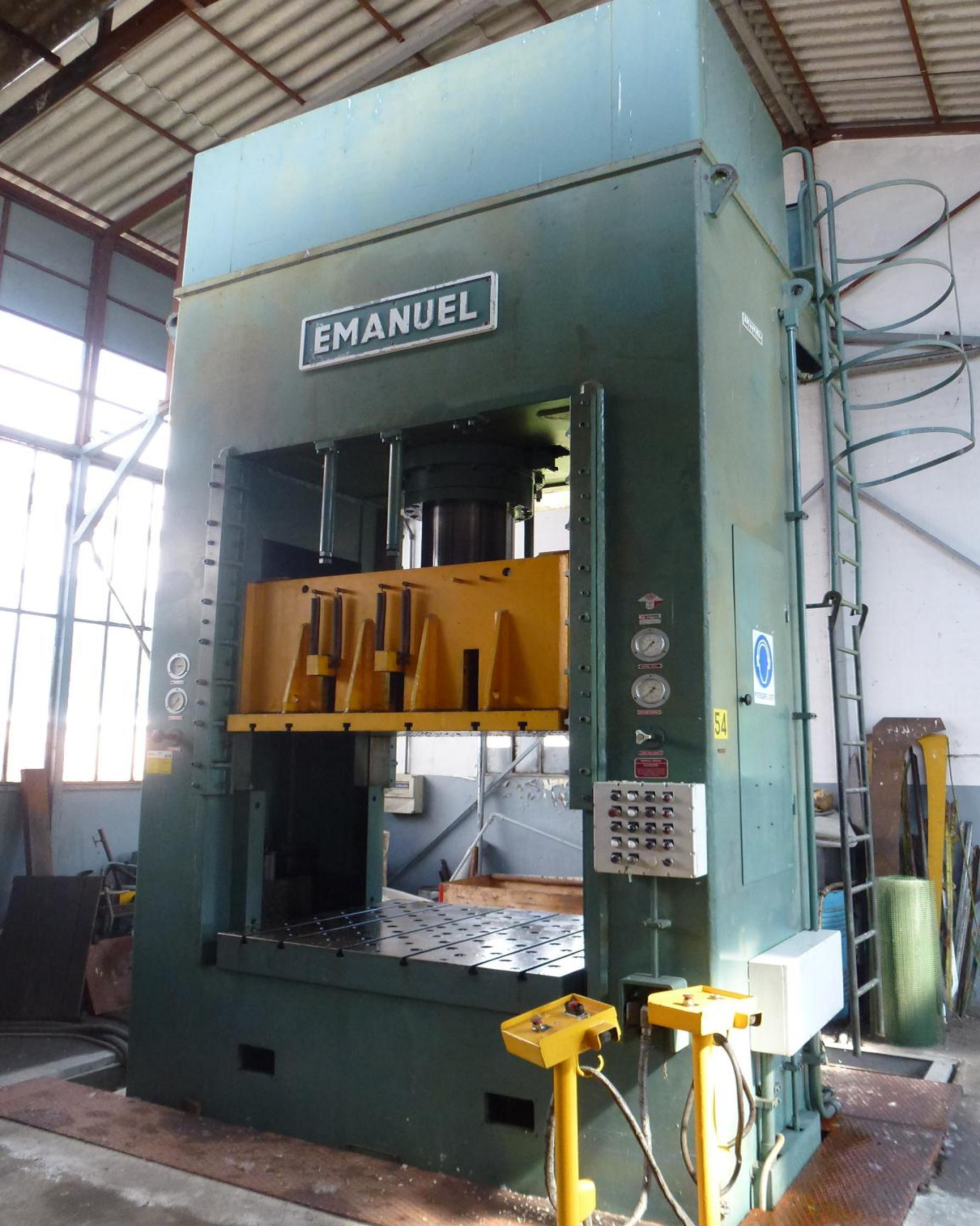 Afeafe machine tools afeafe tool machines for Pressa idraulica manuale usata
